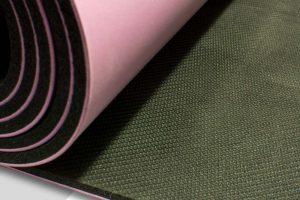 Yoga Mat - Pink (detail)