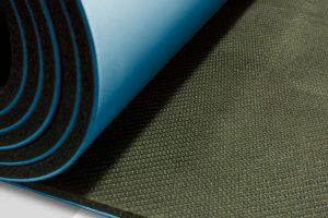 Yoga Mat - Deep Blue (detail)