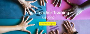 YTT Fall 2020 - Registration Open