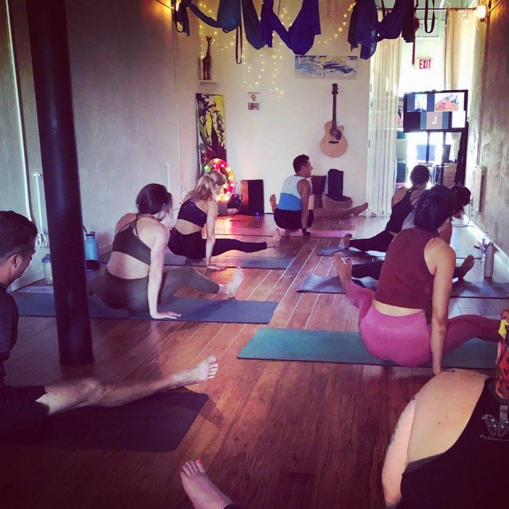 Yoga is the art of self discipline✨✨✨ . . . . .  monkeyingaround #aerialyogaclass #freedom #yingyoga #yinyang #austinyoga #cedarpark #keepitlocal #nonfussy #movementismedicine #asana #practice #loveyourself #selflove #downdog #sunsalutation #ashtanga #hatha #breathe #inhale #exhale #love #peace #keepaustinfit #flyyoga #beherenow #meetmeonthemat #yinyang #aerialyoga #austinyogacommunity
