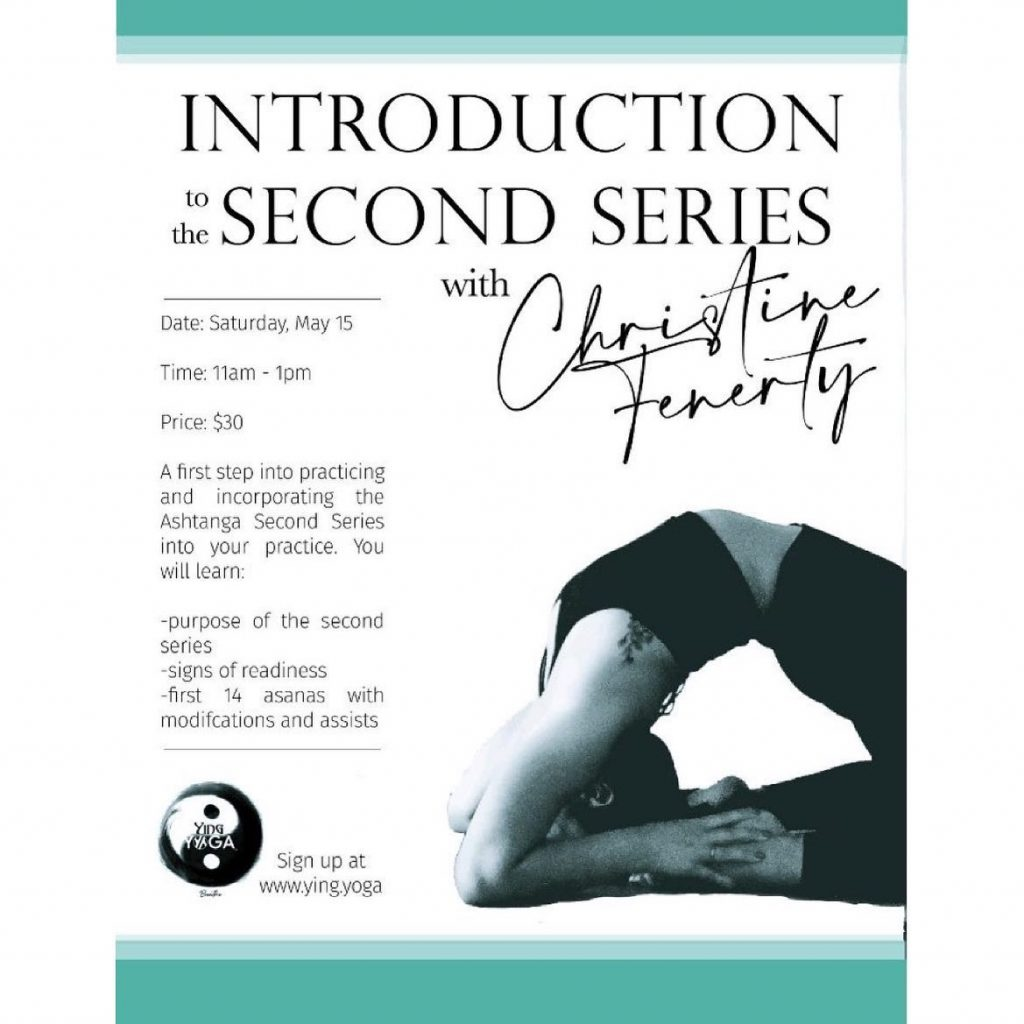 Join us for a preview into the second series of the Ashtanga practice with @chrisette42 ✨✨✨ . Saturday, May 15th from 11am-1pm . . . . .  #freedom #yingyoga #yinyang #atx #cedarpark #keepitlocal #nonfussy #movementismedicine #asana #practice #rocknroll #selflove #soundbath #sunsalutation #ashtanga #hatha #breathe #inhale #exhale #love #peace #keepaustinfit #community #flyyoga #allwelcomed #beherenow #rocketyoga #yoga #austinyoga #love #ashtanga